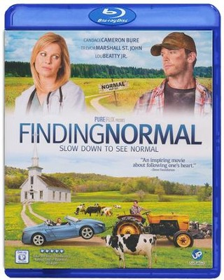 Finding Normal, Blu-ray    -