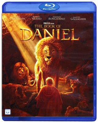 The Book of Daniel, Blu-ray   -