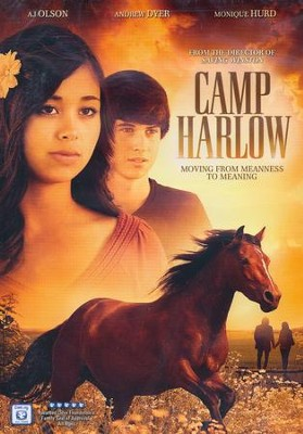 Camp Harlow, DVD   -