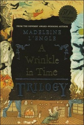 A Wrinkle in Time Trilogy  -     By: Madeleine L'Engle