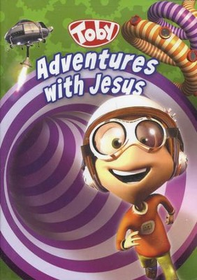 Adventures with Jesus: Toby Series DVD   -