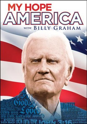 My Hope America, DVD   -     By: Billy Graham