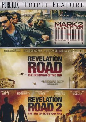 Apocalyptic 3-Pack: The Mark 2, Revelation Road, and Revelation Road 2  -