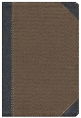 NKJV, Cultural Backgrounds Study Bible, Imitation Leather, Brown, Thumb Indexed  -     Edited By: Craig S. Keener, John H. Walton