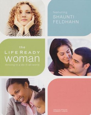 The Life Ready Woman Workbook   -     By: Shaunti Feldhahn