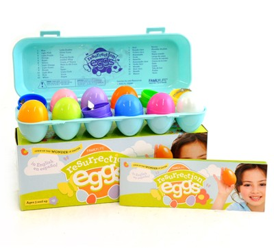 Resurrection Eggs    -