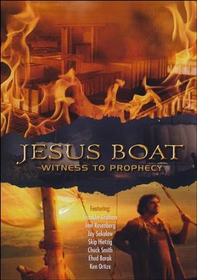 Jesus Boat: Witness to Prophecy, DVD   -