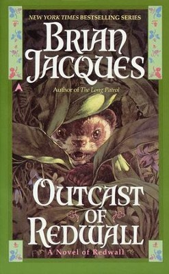 Outcast of Redwall  -     By: Brian Jacques