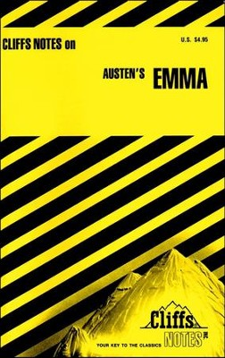 CliffsNotes on Austen's Emma  -     By: Thomas J. Rountree