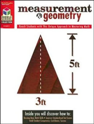 Middle School Collection: Math Measurement & Geometry  -