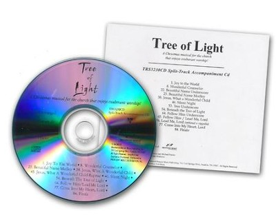 Tree of Light (CD Accompaniment Track)   -
