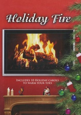 Holiday Fire, DVD   -