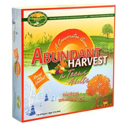 Abundant Harvest for Teens and Adults: Revised and Updated  -