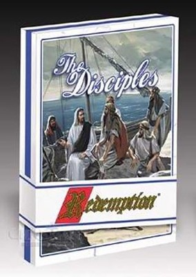 Redemption Disciples Expansion Pack Card Game  -     By: Rob Anderson