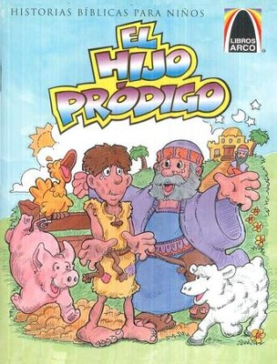El Hijo Pr&#243digo  (The Prodigal Son)  -     By: Concordia Publishing House