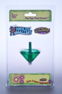 World's Smallest Doodle Top  -