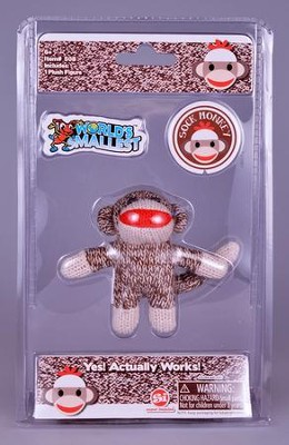 World's Smallest Sock Monkey  -