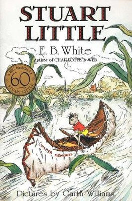 Stuart Little, Softcover   -     By: E.B. White     Illustrated By: Garth Williams