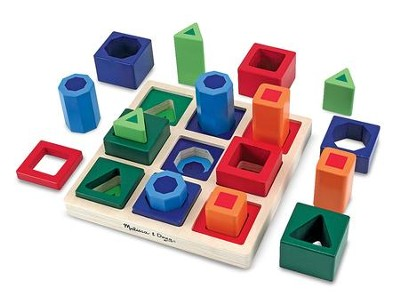 Shape Sequence Sorting Set  -