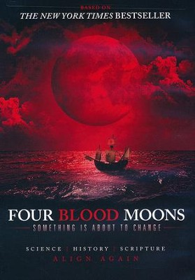 Four Blood Moons, DVD   -