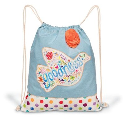 Goodness--Drawstring Bag   -
