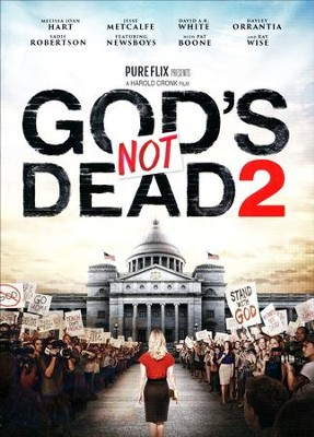 God's Not Dead 2, DVD   -