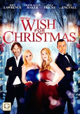 Wish for Christmas, DVD   -