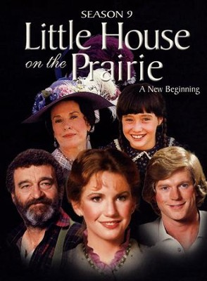 Little House on the Prairie: Season 9, DVD   -