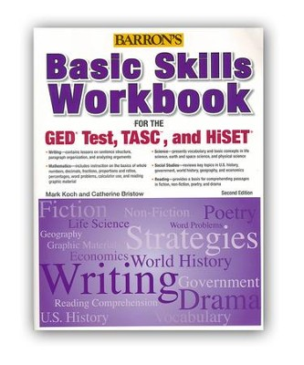 Barron's Pre-GED, 2nd Edition  -     By: Mark Koch, Catherine Bristow, Karen Miller
