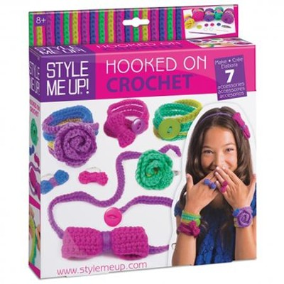 Hooked on Crochet: Style Me Up!   -