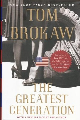 The Greatest Generation; Book & DVD   -     By: Tom Brokaw