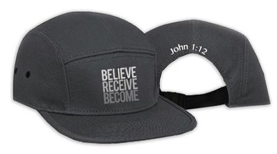 Believe. Receive. Become, Hat    -