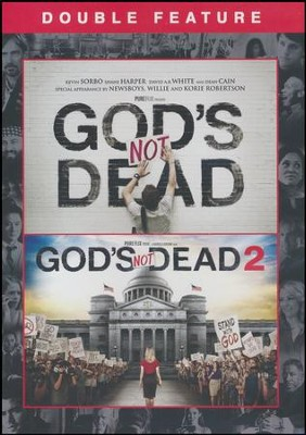 God's Not Dead 1 and 2 Double Feature, DVD   -