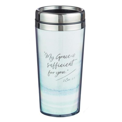 My Grace is Sufficient For You Travel Mug  -
