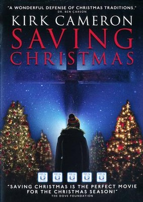 Saving Christmas, DVD   -     By: Kirk Cameron