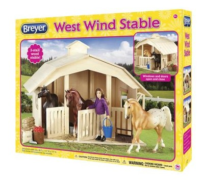 West Wind Stable, Classics Size  -