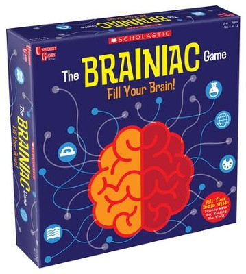 The Brainiac Game  -