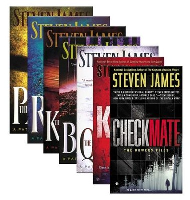 The Bowers Files, Volumes 1-7  -     By: Steven James