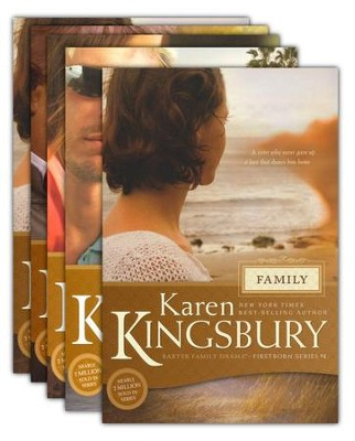 Firstborn Series, Volumes 1-5  -     By: Karen Kingsbury