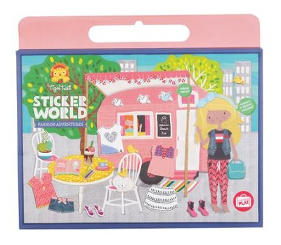 Sticker World, Fashion Adventure  -