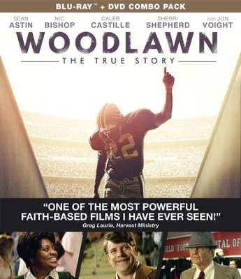 Woodlawn, Blu-Ray + DVD Combo Pack   -