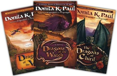 The Chiril Chronicles, 3 Volumes  -     By: Donita K. Paul