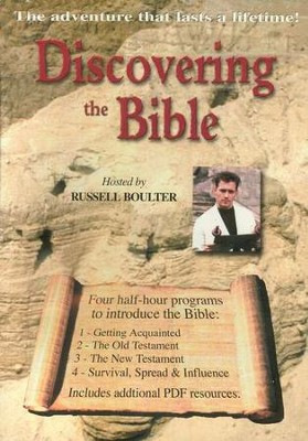 Discovering the Bible   -