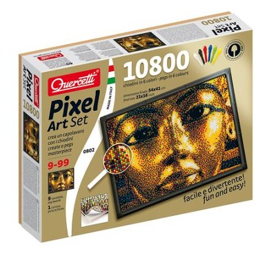 King Tut Pixel Art Set  -