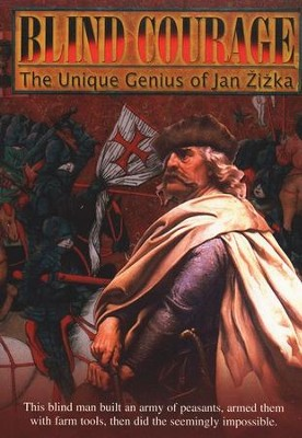 Blind Courage: The Unique Genius of Jan &#142i&#158ka, DVD   -