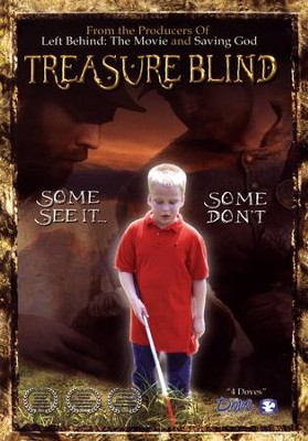 Treasure Blind, DVD   -