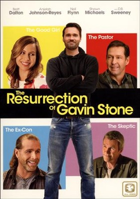 The Resurrection of Gavin Stone, DVD   -