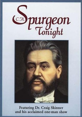 C.H. Spurgeon Tonight   -