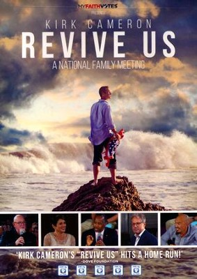Revive Us, DVD   -     By: Kirk Cameron