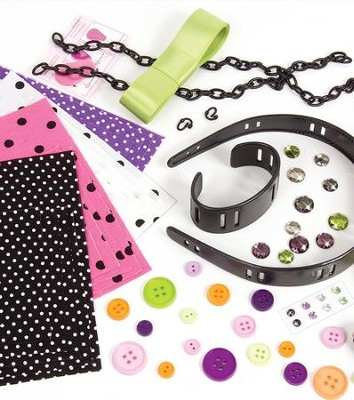 Polka Dot Accessories  -